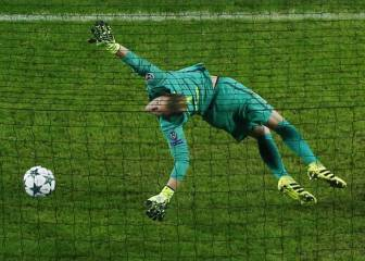 I was unsighted for De Bruyne free-kick, protests Ter Stegen