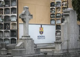 Una estafa relacionada con los columbarios salpica al Barça