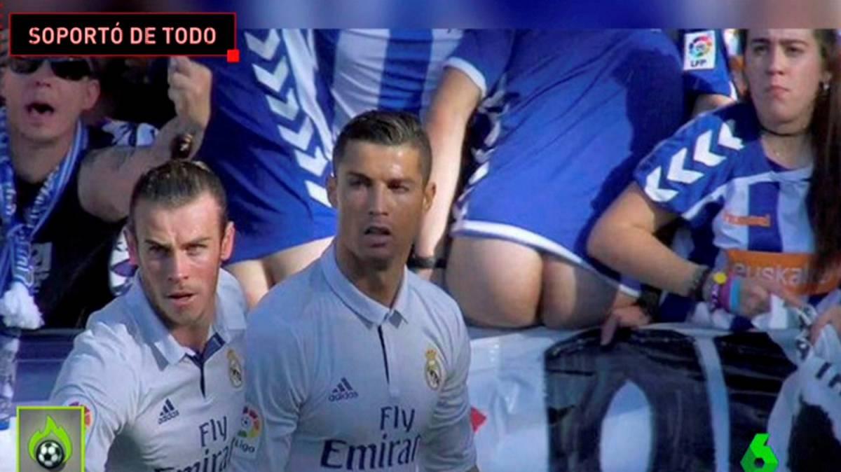 LaLiga denuncia gestos obscenos e insultos contra el Madrid - AS.com