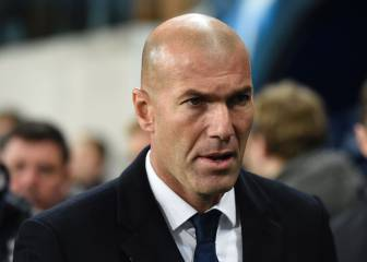 Zidane bemoans Real Madrid's