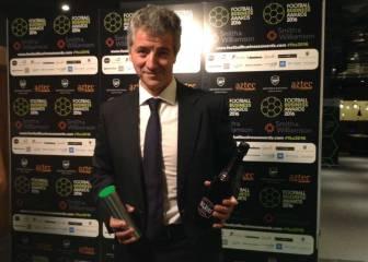 Gil Marín, premiado como mejor CEO europeo del año