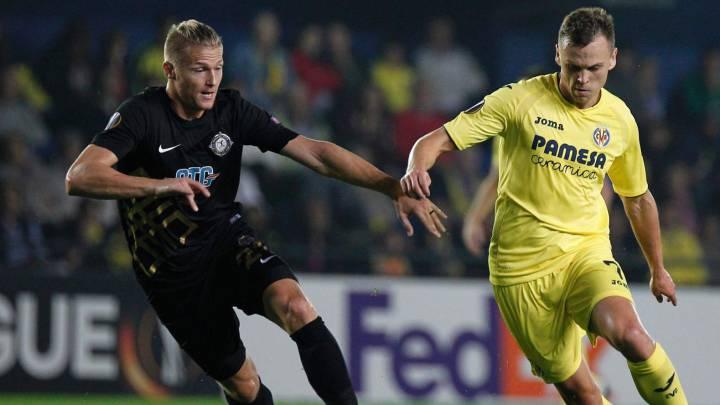 Webó y Rusescu, dos ex de LaLiga, complican al Villarreal