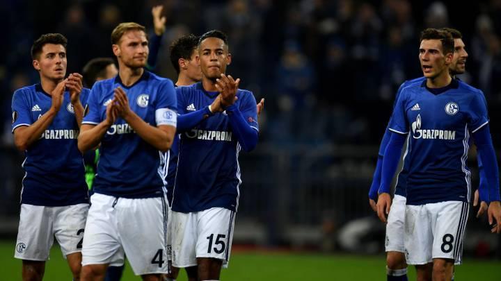 Pasan Zenit, Schalke, Shakhtar y Ajax; desastrosos Inter y Niza
