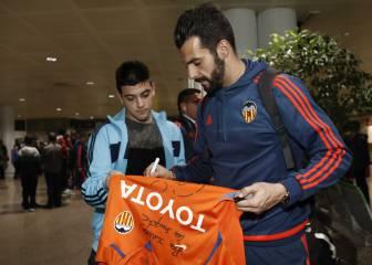 Negredo habla sobre su paso por el Valencia: