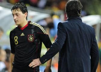 Alemania prescinde de Özil para medirse a San Marino e Italia