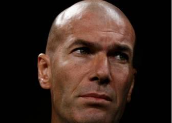 El puzle de Zidane: alineará ante el Leganés su 12ª defensa