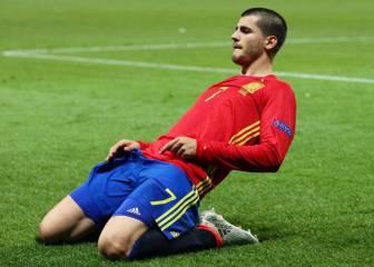 5 jugadores del Real Madrid en la convocatoria de Lopetegui