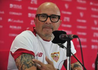 Sampaoli says Messi