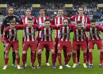 1x1 del Atlético: sólo Savic se salva en un mal día general