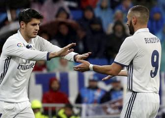 Con Morata, el Madrid ya no echa de menos a Benzema