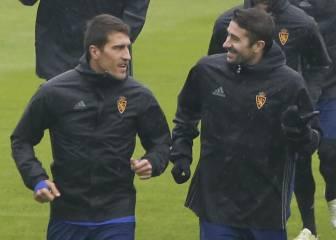 Cani entra en la lista y apunta al once titular del Zaragoza