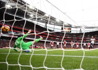 El Arsenal empata y pierde la oportunidad de ponerse líder