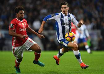 Lisandro salva un punto para el Benfica en el minuto 93