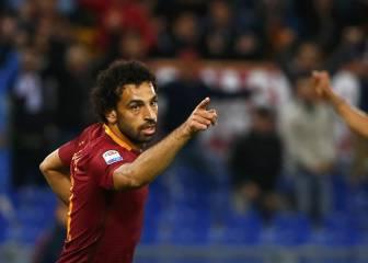Salah acaba con el Bolonia