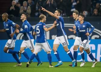 El Schalke gana al Werder Bremen que sigue en descenso