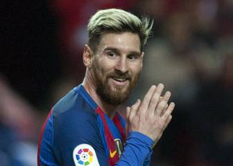 El arrebato fue de Messi