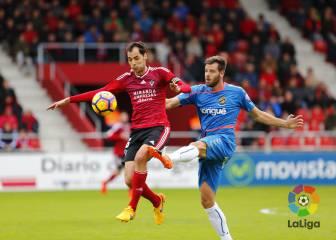 Juan Muñiz le da al Nàstic la primera victoria de la temporada