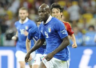 Ventura abre las puertas de la selección italiana a Balotelli