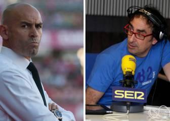 Fuerte bronca entre Iturralde y Paco Jémez en 'Carrusel'