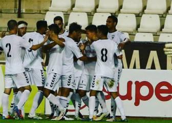 El Albacete es el equipo menos goleado de 1ª, 2ª y 2ª b