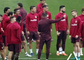 Simeone se queda en cuadro: 14 se van con sus selecciones