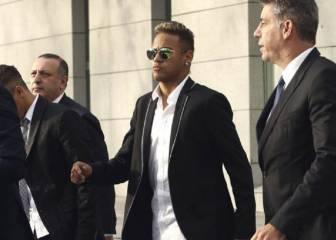 De la Mata procesa a Neymar y Bartomeu por estafa en el fichaje