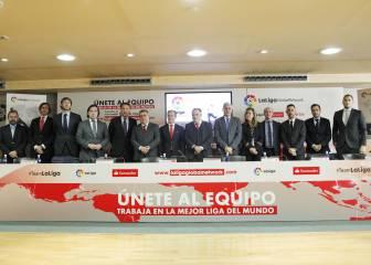 LaLiga empleará a 60 jóvenes en su expansión internacional