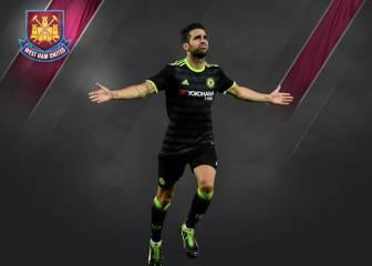 El West Ham puja por Cesc y el Chelsea pondría dinero