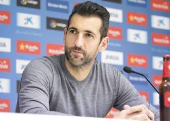 Diego López: 'Lucharé a muerte por este club el tiempo que esté'