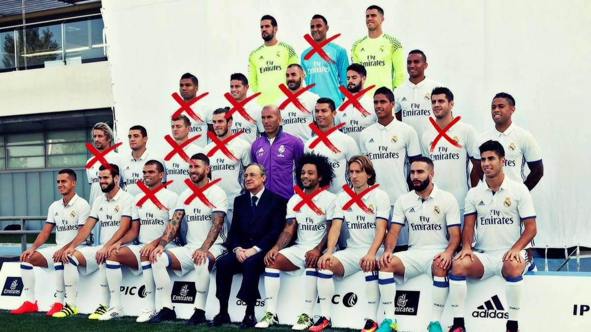 9d61e1df0c73c El Real Madrid ya ha perdido a 14 jugadores por lesión este curso ...