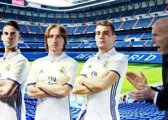 Modric, Kovacic e Isco: el centro del campo que quiere la afición