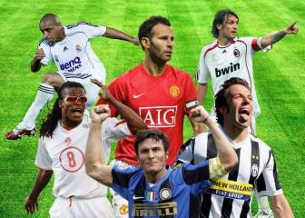 20 grandes jugadores que se retiraron a los 40 años o más