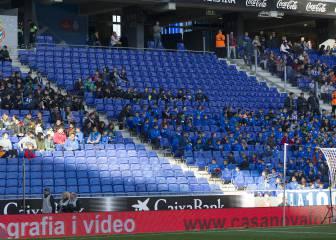 El Espanyol, a la greña con su gran sostén social: la juventud