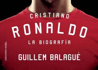 Se presenta la biografía de Cristiano Ronaldo