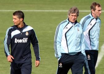 Pellegrini confiesa que no habría seguido en el Madrid así