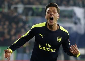 Özil no renueva y Mourinho le hace una oferta mareante