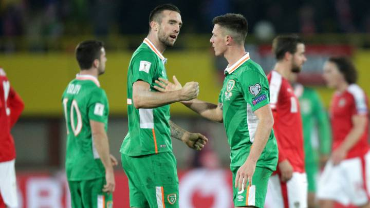Austria pierde ante Irlanda y se complica su presencia en Rusia