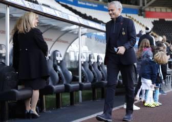 El hotel de Mourinho le cuesta al United 62.000€ y sumando...