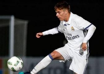El Castilla arañó con un gol en propia meta un punto de Getxo