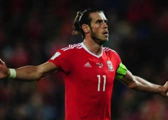 Gales vs Serbia y partidos internacionales en directo