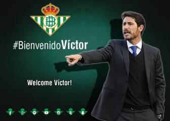 Víctor jugó junto a Rubén Castro: