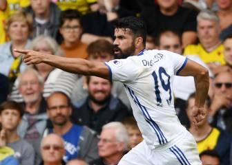 El Chelsea quiere renovar a Diego Costa por temor al Atleti
