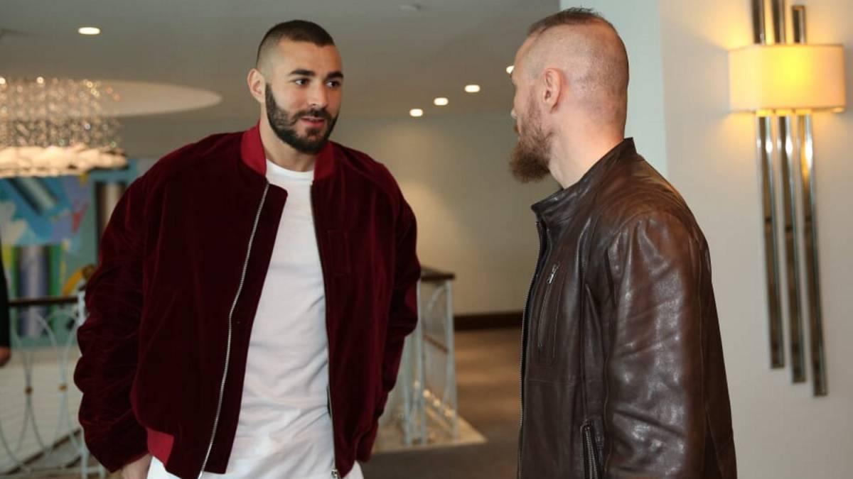 Benzema aprovecha el parón para marcharse a Turquía