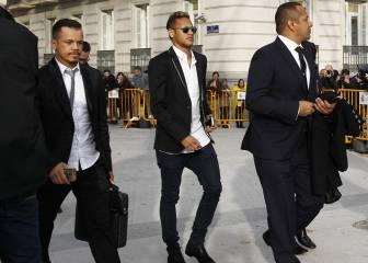 El portazo de Sandro Rosell que llevará a juicio a Neymar