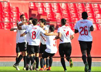 El Sevilla Atlético se afianza en la segunda posición