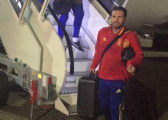 España pasa de Macedonia a Inglaterra en Wembley