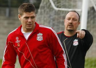 La puja de la semana: Gerrard al Newcastle de Rafa Benítez