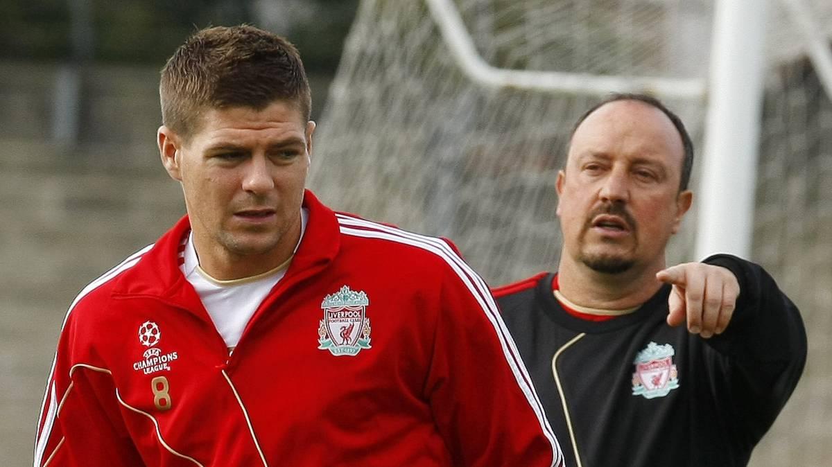 El Celtic niega que quiera a Gerrard