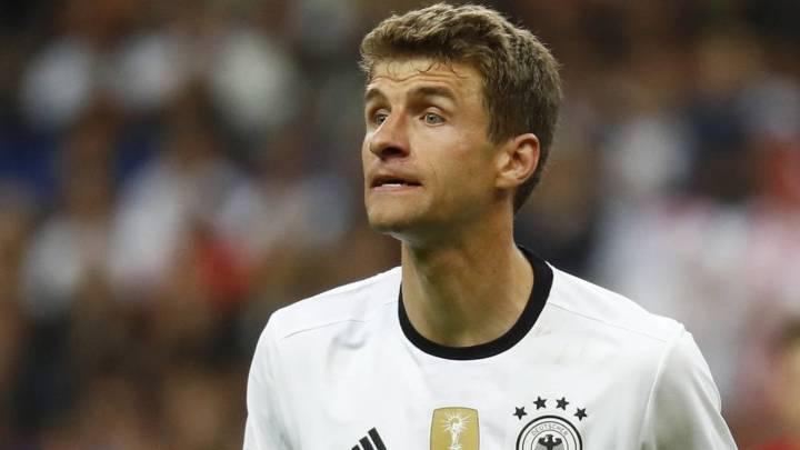 Müller critica a la FIFA: \