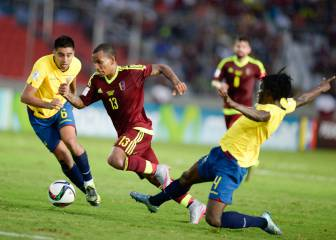 Ecuador quiere cerrar su clasificación ante Venezuela